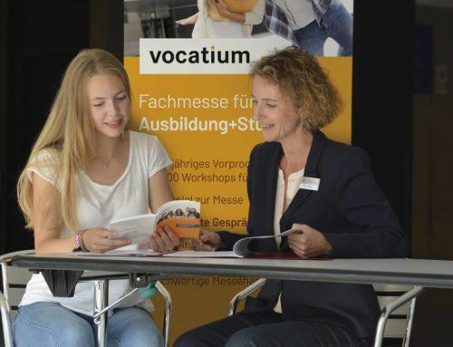 vocatium – Fachmesse für Ausbildung + Studium